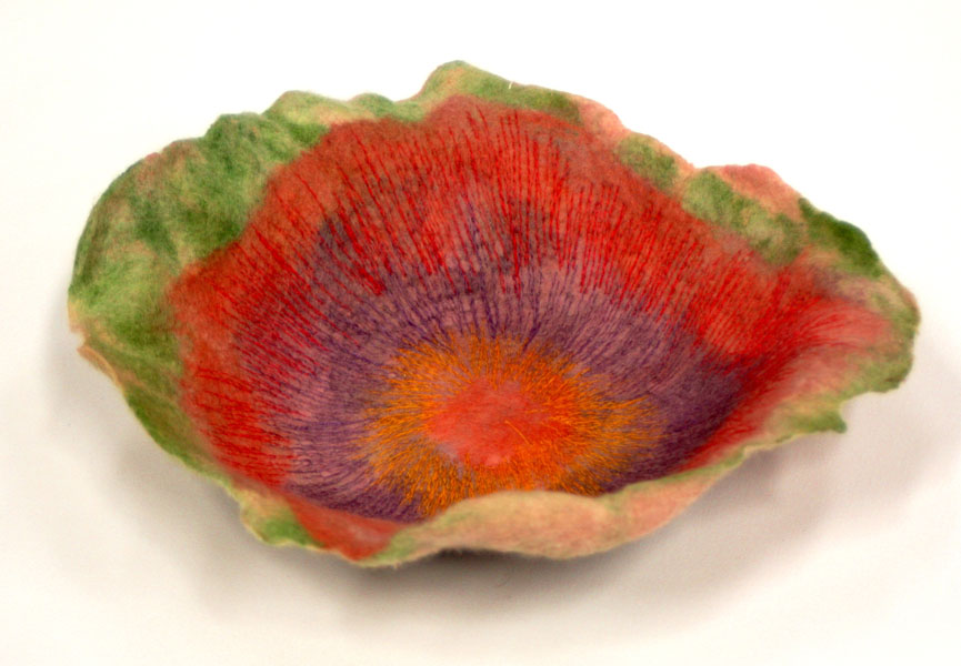 Denise Lithgow_ Flower Bowl_12x31x29cm